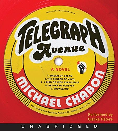 9780062205780: Telegraph Avenue Unabridged CD