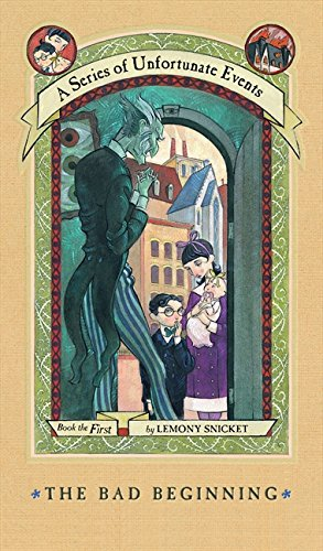 9780062206046: A Series of Unfortunate Events #1: The Bad Beginning: The Short-Lived Edition