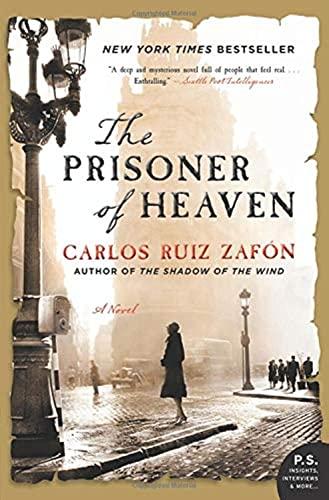 9780062206299: The Prisoner of Heaven: A Novel