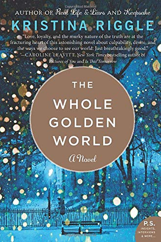 9780062206459: The Whole Golden World: A Novel