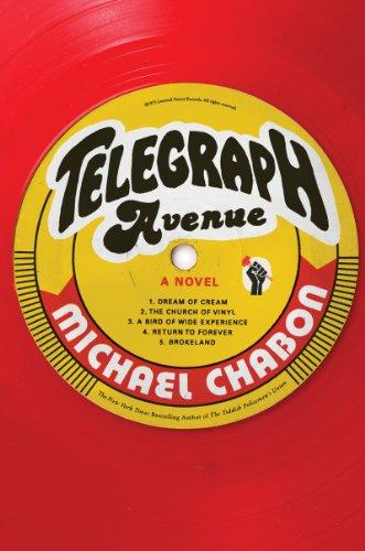 9780062206541: Telegraph Avenue