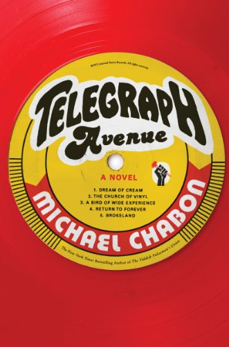 9780062206541: Telegraph Avenue: A Novel