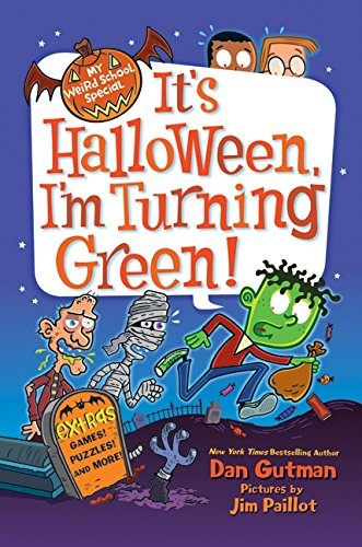9780062206800: My Weird School Special: It's Halloween, I'm Turning Green!