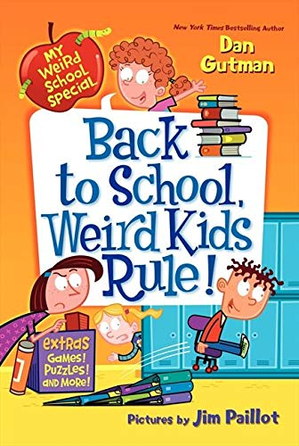 9780062206855: My Weird School Special: Back to School, Weird Kids Rule!