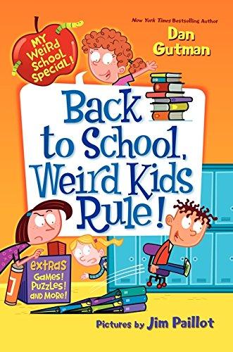 9780062206862: My Weird School Special: Back to School, Weird Kids Rule!