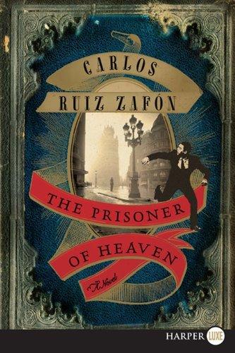 9780062207265: The Prisoner of Heaven: A Novel