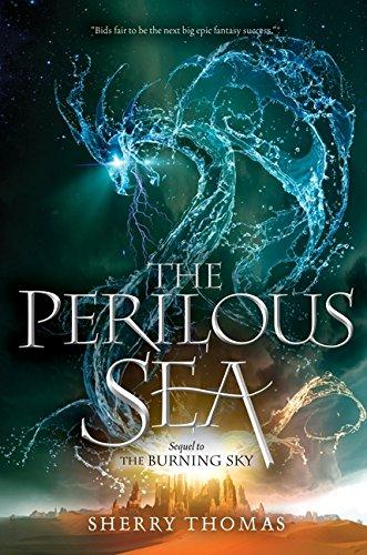 The Perilous Sea (Elemental Trilogy): Thomas, Sherry