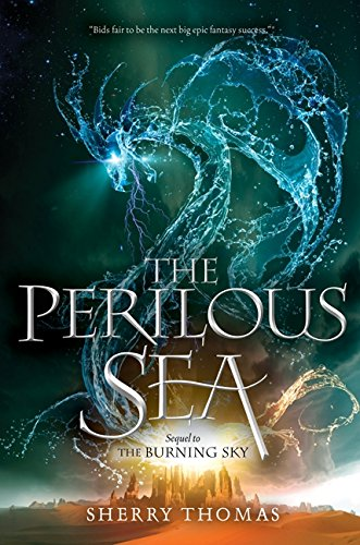9780062207326: The Perilous Sea (Elemental Trilogy)