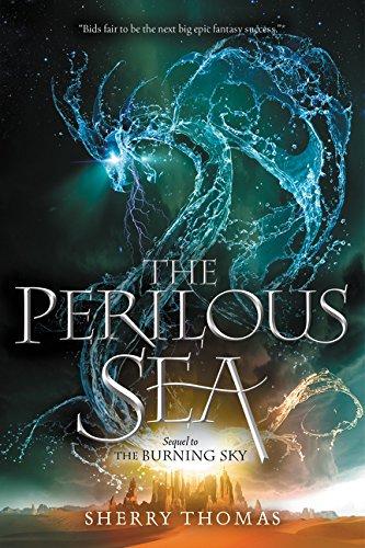 9780062207333: The Perilous Sea (Elemental Trilogy)