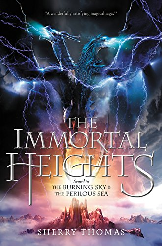 9780062207357: The Immortal Heights (Elemental Trilogy)