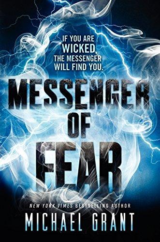 9780062207401: Messenger of Fear