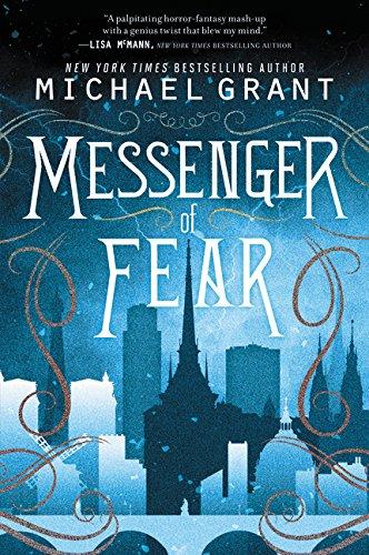 9780062207418: Messenger of Fear