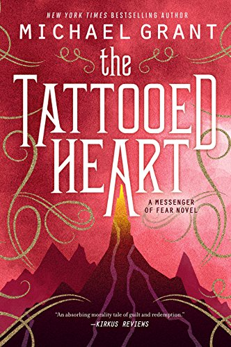 9780062207449: The Tattooed Heart (Messenger of Fear)