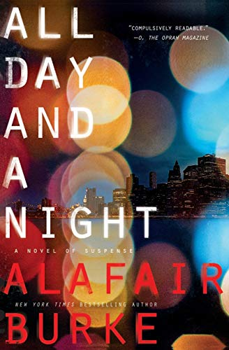 9780062208392: All Day and a Night: A Novel of Suspense (Ellie Hatcher)