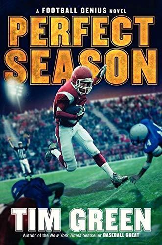 9780062208699: Perfect Season (Football Genius Novels)