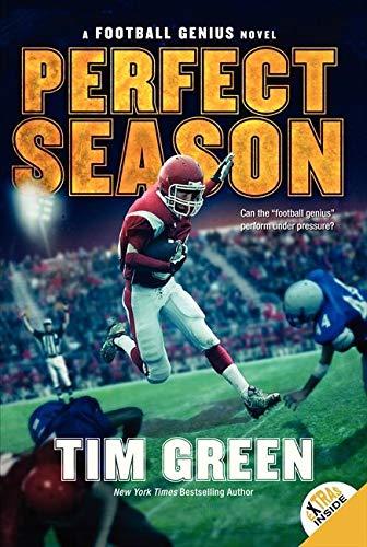 9780062208705: Perfect Season (Football Genius)