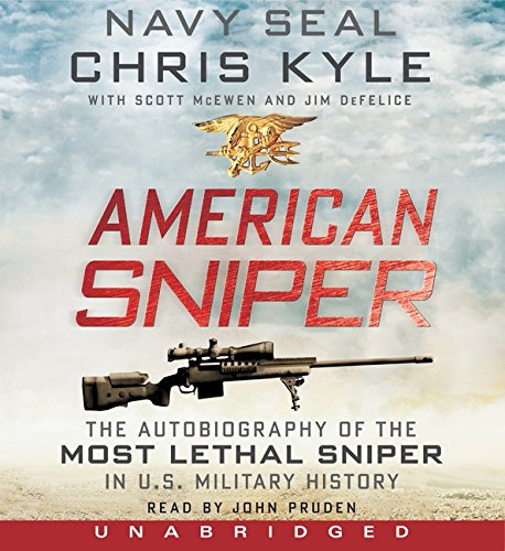 9780062209498: American Sniper CD: The Autobiography of the Most Lethal Sniper in U.S. Military History