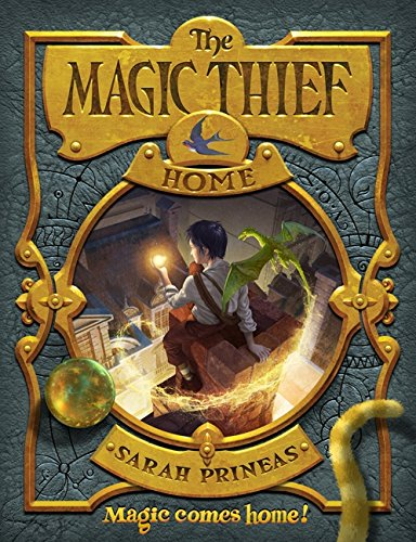 9780062209542: The Magic Thief: Home