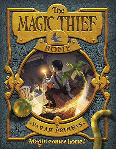 9780062209566: The Magic Thief: Home