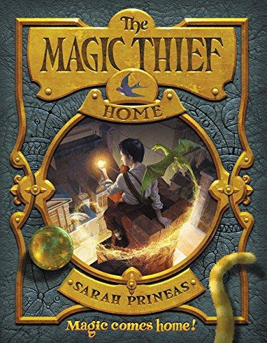 9780062209566: The Magic Thief: Home