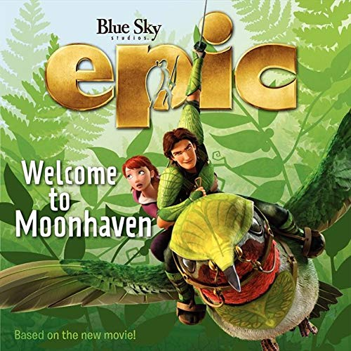 Epic: Welcome to Moonhaven: Auerbach, Annie