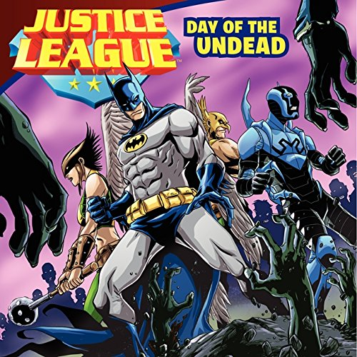 9780062209993: Justice League Classic: Day of the Undead