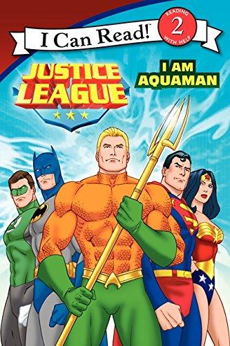 9780062210036: Justice League Classic: I Am Aquaman (I Can Read Level 2)