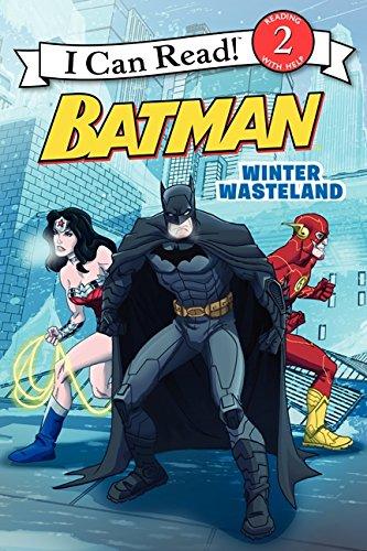 9780062210043: Batman Classic: Winter Wasteland (I Can Read Level 2)