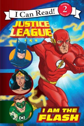 9780062210050: Justice League Classic: I Am the Flash (I Can Read Level 2)