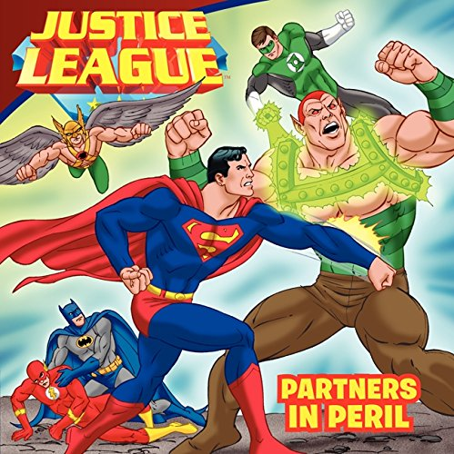 9780062210074: Justice League Classic: Partners in Peril