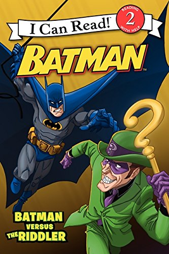 9780062210081: Batman Versus the Riddler (I Can Read Books: Level 2)