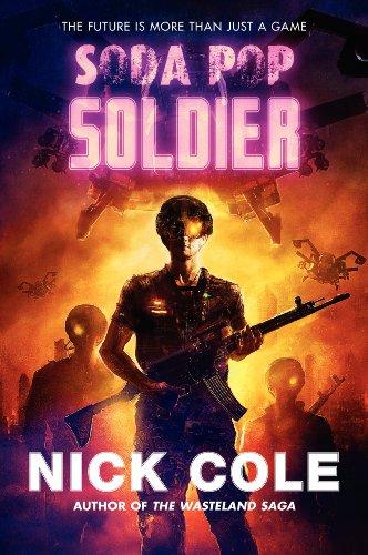 9780062210227: Soda Pop Soldier: A Novel