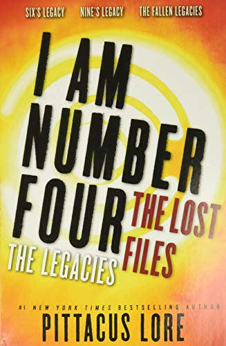 9780062211101: I Am Number Four: The Lost Files: The Legacies (Lorien Legacies: The Lost Files)