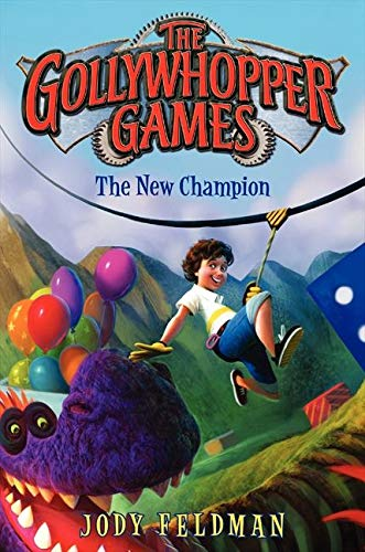 9780062211255: The Gollywhopper Games: The New Champion