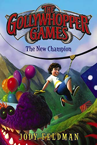 9780062211262: The Gollywhopper Games: The New Champion