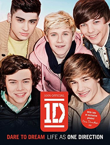 9780062213426: One Direction: Dare to Dream: Life as One Direction