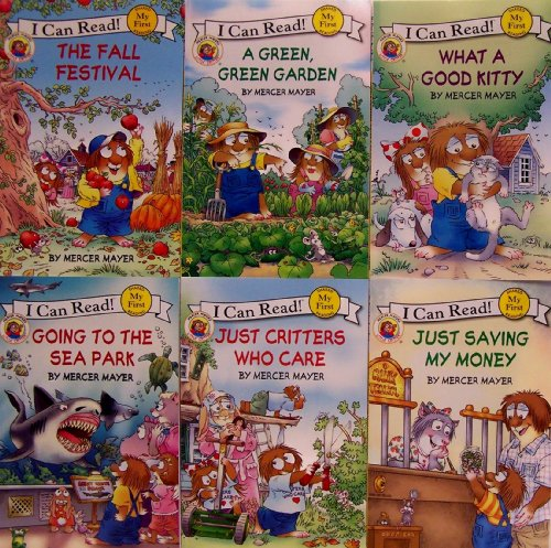 9780062215376: I Can Read Little Critter 6 Book Set (I Can Read, Level: My First)