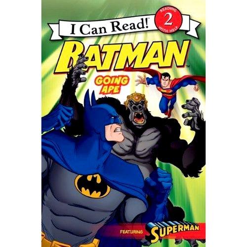 9780062215444: ICR Superhero Pack #3 I Can Read Batman & Superman
