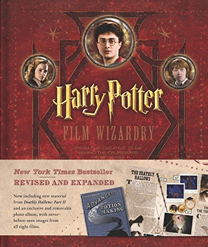 Harry Potter Film Wizardry (Hardcover): Brian Sibley