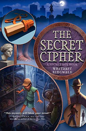 9780062216175: The Secret Cipher (Secret Box)