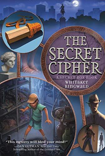 9780062216182: The Secret Cipher (Secret Box)
