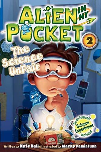 9780062216250: Alien in My Pocket #2: The Science UnFair