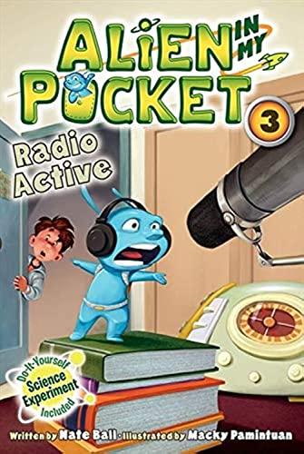 9780062216274: Alien in My Pocket #3: Radio Active