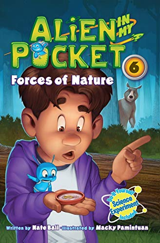 9780062216335: Alien in My Pocket #6: Forces of Nature