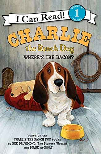 9780062219091: Charlie the Ranch Dog: Where's the Bacon? (I Can Read Level 1)