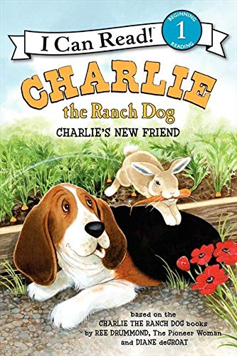 9780062219152: Charlie the Ranch Dog: Charlie's New Friend (I Can Read Level 1)
