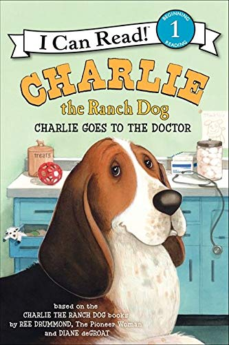 9780062219183: Charlie Goes to the Doctor (I Can Read! - Level 1)
