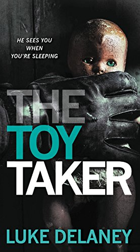 9780062219503: The Toy Taker