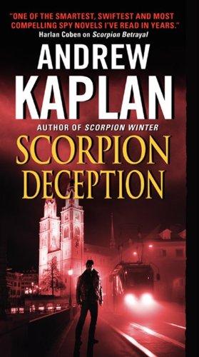 9780062219657: Scorpion Deception (Scorpion Novels)