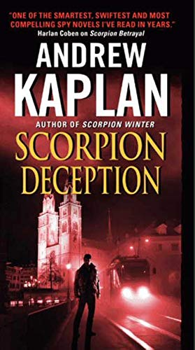 9780062219657: Scorpion Deception (Scorpion Novels)